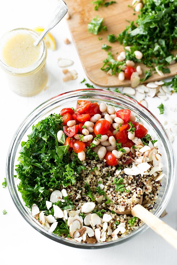 Quinoa Salad | thecozyapron.com