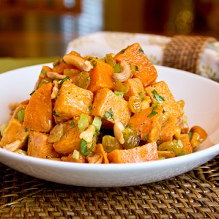 Cozy Cameo: The Curious Curry Meets The Sweet Potato & Friends