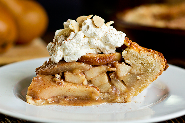 A Fork In The Road (and in a pear pie) post image