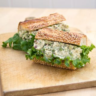 Cozy Cameo: An Even Greater Tuna Salad
