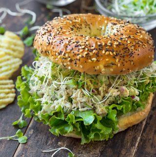 Tuna Salad | thecozyapron.com