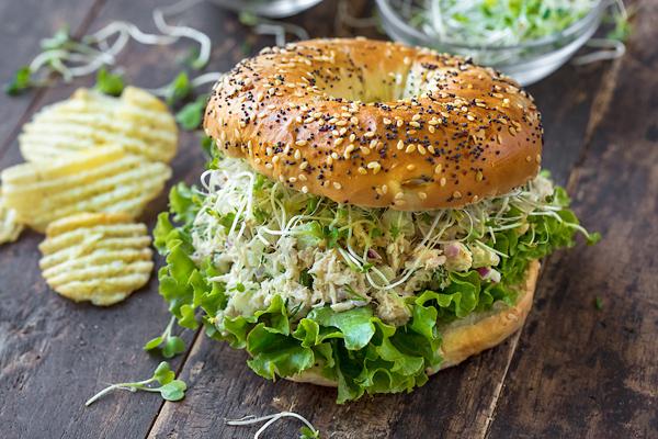 tuna salad the cozy apron