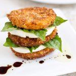 Fried Tomatoes | thecozyapron.com