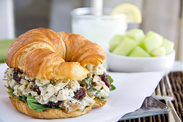 Cozy Cameo: Sweetly Savory Chicken Salad, and The Possibility Of A Picnic