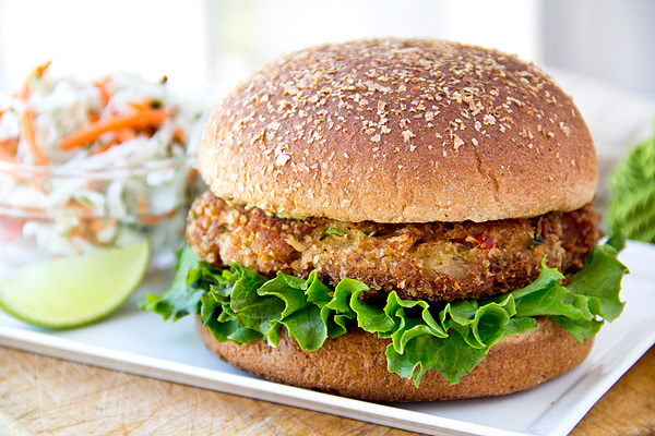 Crab Cake Burgers, And Coming Out Of My Shell post image