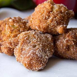 Old Mill, Apple Cider Hushpuppies, And Why The Fall Tastes So Good