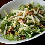 Honeycrisp Apple Salad | thecozyapron.com