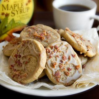 """Pancakes 'n' Bacon Cookies"", And Breakfast For Dinner Or As A Snack"