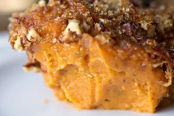 Sweet Potato Brulee