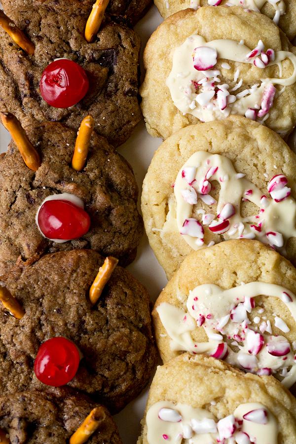"""... Favorite"""" vs. """"Santa's Favorite"""" Christmas Cookies, To Each"""