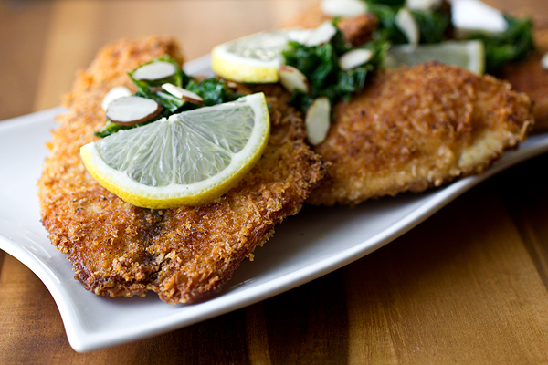 A Cozy Holiday: Crispy, Pan-Fried Fish, A Taste Of The Christmas Eve Tradition Of My Ancestors