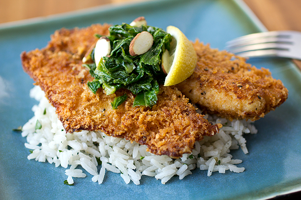 Crispy Pan-Fried Fish