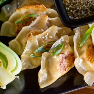 A Cozy Resolution: Gingered-Chicken Potstickers, The Little Pillows Of Love Worth Stocking Up On
