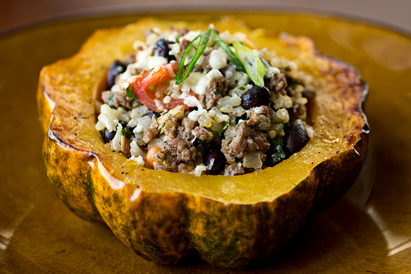 Image result for Acorn Squash Stuffed