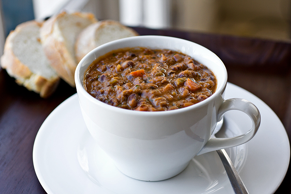 A Cozy Stew: Greek-Style, Black-Eyed Pea Stew, An Homage To A Place That Once Was
