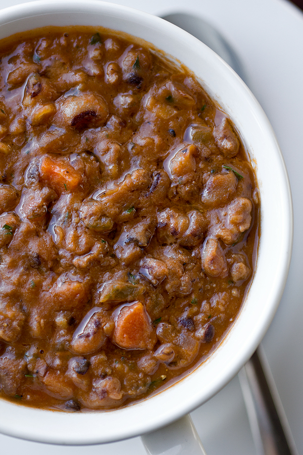 Greek-Style Black-Eyed Pea Stew
