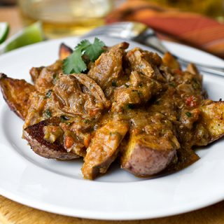 Pork Stew | thecozyapron.com