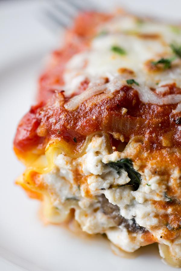 Lasagna Wrap-Up