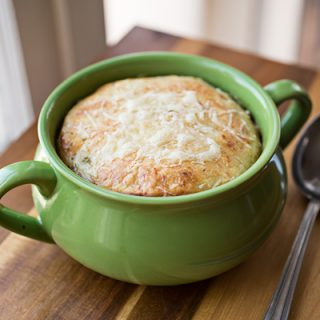 Cozy Chicken: Chicken Chili Verde Pot Pies, Like Relationships That Comfort And Sustain