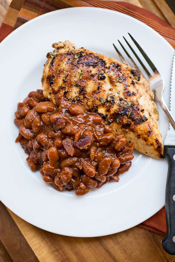 "Cozy BBQ Buddy: Smoky Bourbon ""Baked"" Beans, and Busting Out Those ..."
