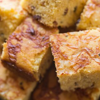 "Cozy BBQ Buddy: ""Li'l Slice of Heaven"" Cornbread For The Soul That Searches For A Taste"