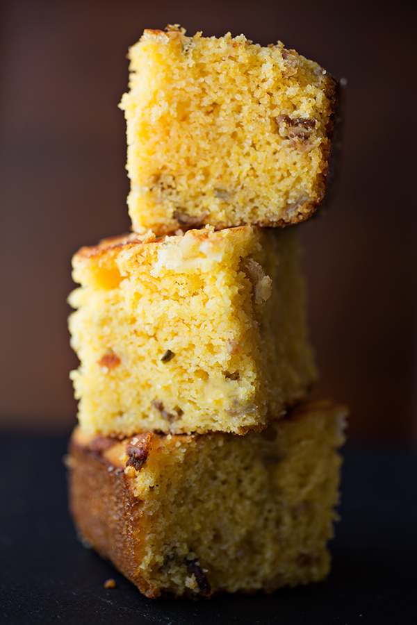 """Li'l Slice of Heaven"" Cornbread"