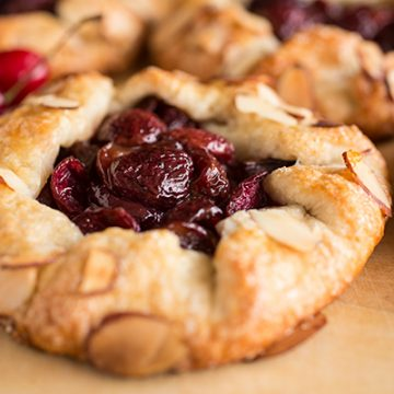 Orchard Cherry Galette