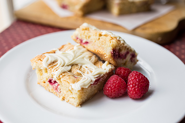 "Cozy Summer Dessert: White Chocolate ""Platinum Blondie"" Bars, And Basking In Sweet Anticipation"