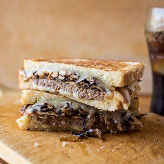 A Cozy Sandwich: The Patty Melt, Childhood Memories And The Ties That Bind