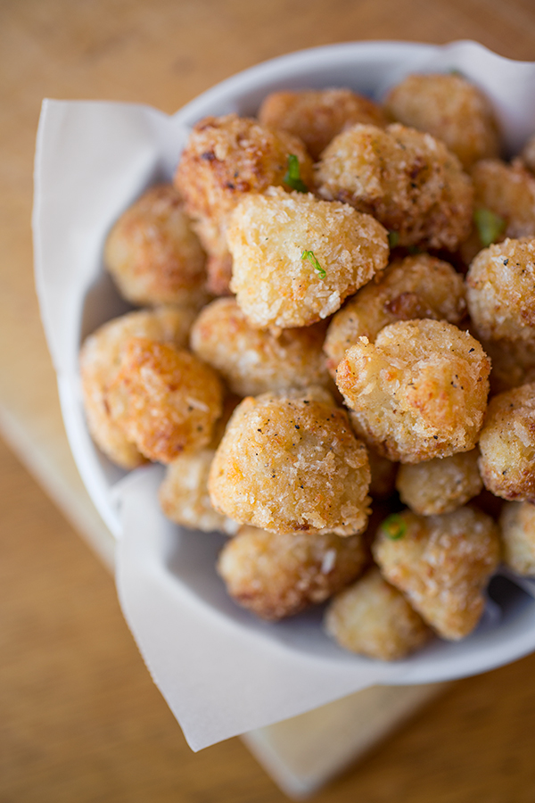 Fried Cauliflower | thecozyapron.com