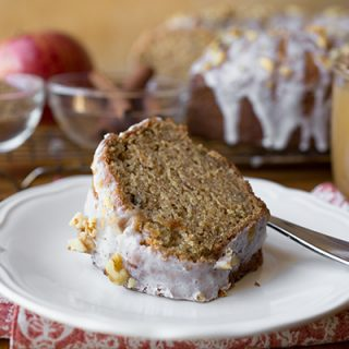 A Cozy Fall Dessert: Apple Cider Spice Cake, Too Darn Delicious Not To Share