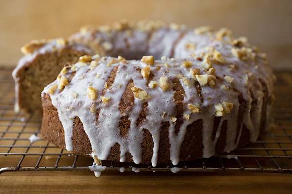 Apple Cider Spice Cake