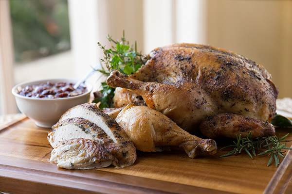 "A Cozy Holiday: ""Scarborough Fair"" Chicken, And The Four Herbs At The Heart Of This Season post image"