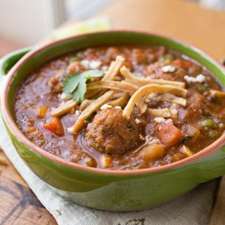 Sweet, Simple Bonding Over Spicy Albondigas Stew