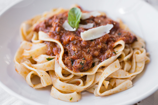 Sausage Bolognese Recipe — Dishmaps