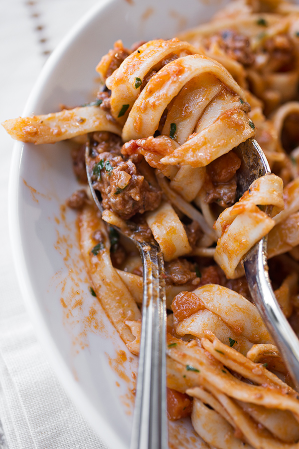 Sausage Bolognese Recipes — Dishmaps