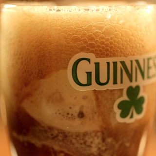 Food Meditation: Guinness Extra Stout Float