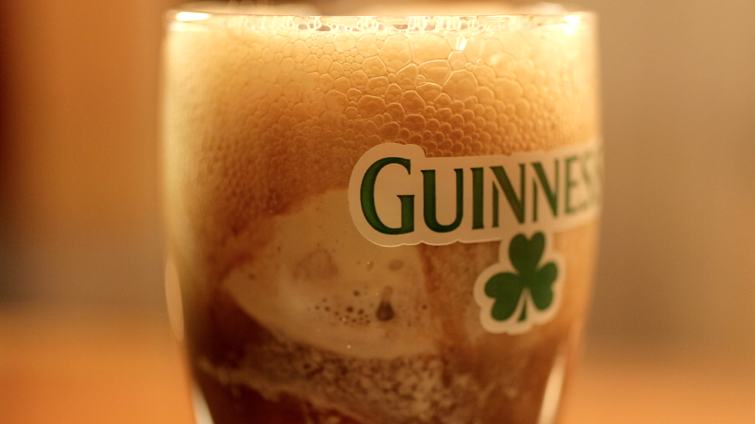 Food Meditation: Guinness Extra Stout Float post image