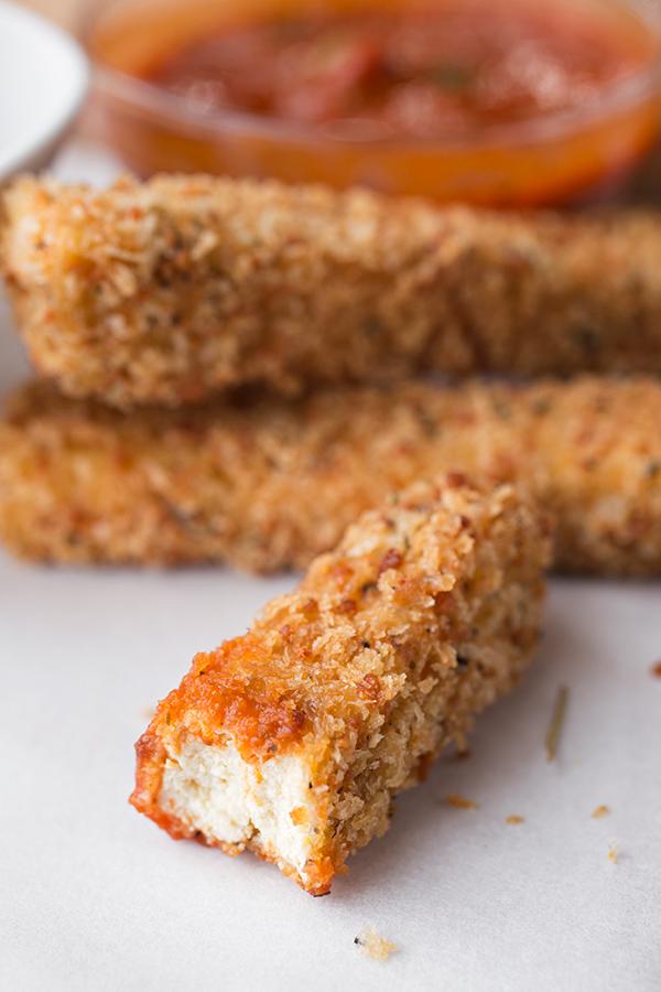 Crispy Fried Tofu Stix