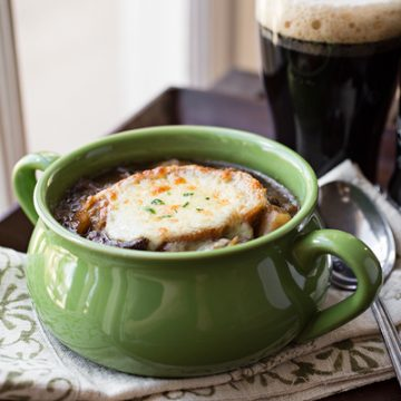 Guinness Beef Stew | thecozyapron.com