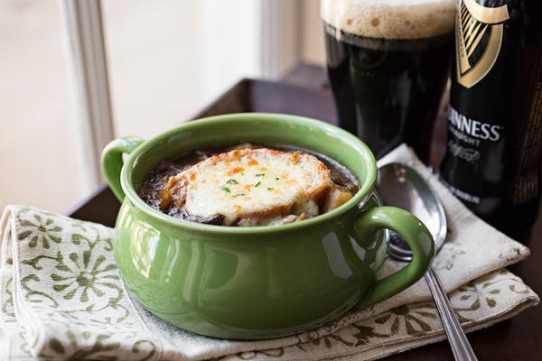 St. Patrick's Favorite Guinness Beef Stew
