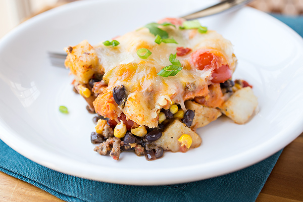 Cheesy Southwestern Four Potato & Veggie Casserole, A Colorful And Flavorful Mosaic To Feast On