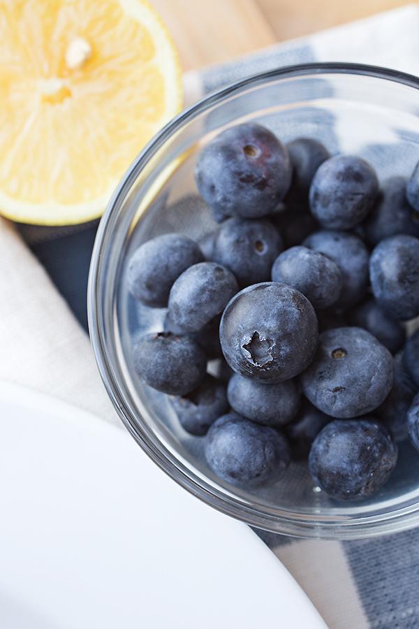 Blueberry Breakfast Rolls