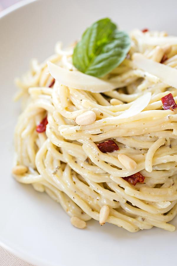 Lemon-Basil Pasta Salad