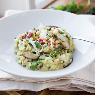 Creamy Winter Risotto, and The Cozy Apron Celebrates Turning Three