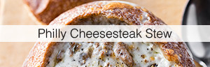 Link to Philly Cheesesteak Stew recipe