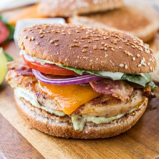Tequila-Lime Chicken Burgers, and Embracing the Process of Becoming Brilliant, Amazing You