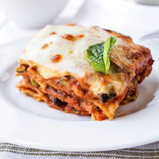 Pasta Primavera Lasagna, and Nourishing Your Soul with All That Is Good and True