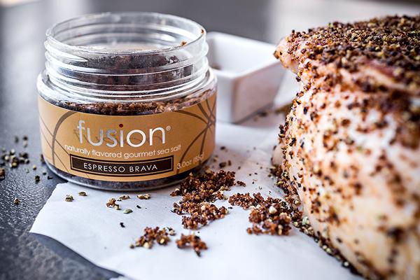 Fusion Espresso Brava Gourmet Sea Salt | thecozyapron.com