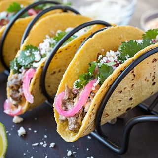 Beef Street Tacos, and Packing as Much Flavor as Possible into a Few Small Bites